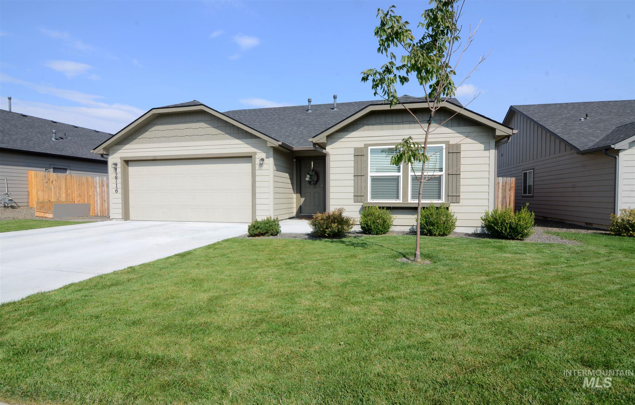 12716 Harrow Ct, Caldwell, Idaho 83607, 3 Bedrooms, 2 Bathrooms, Residential For Sale, Price $275,000, 98781611