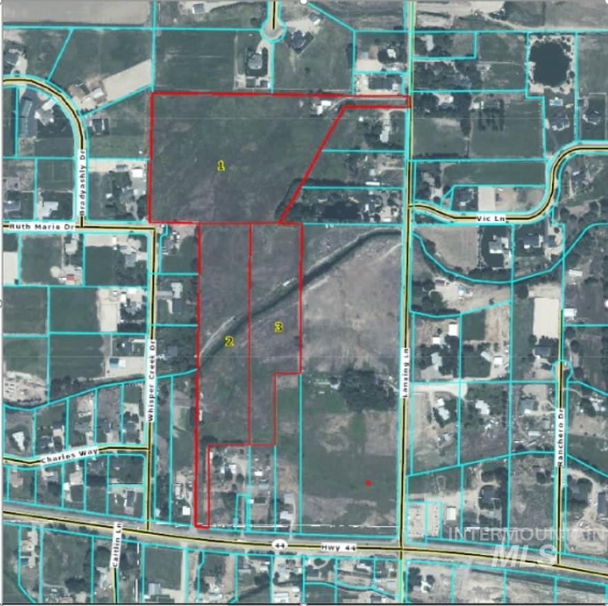 23201 Lansing, Middleton, Idaho 83644, Land For Sale, Price $1,121,000, 98784494