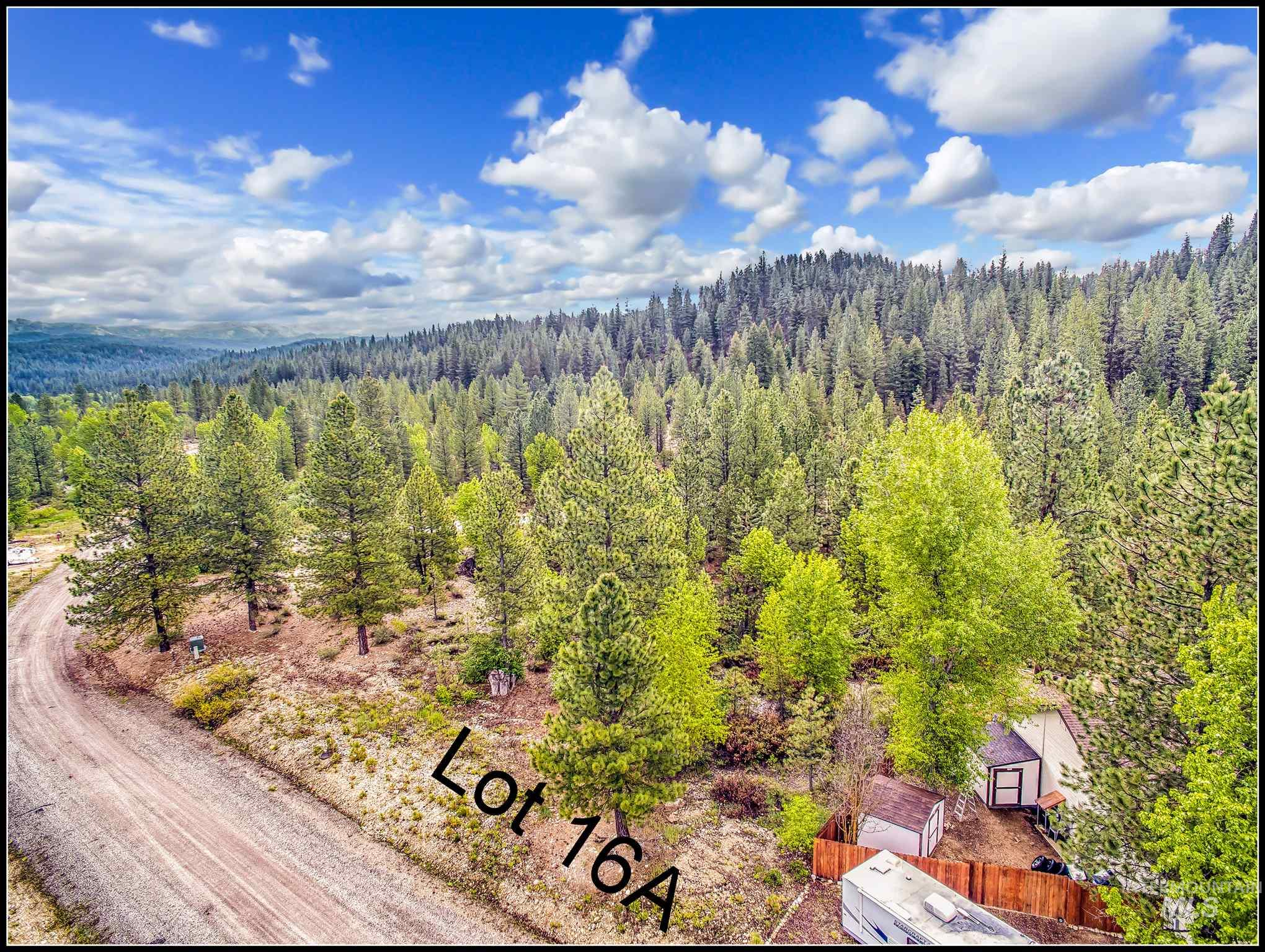 Lot 16A Mores Creek Dr, Idaho City, Idaho 83631, Land For Sale, Price $56,990, 98784697