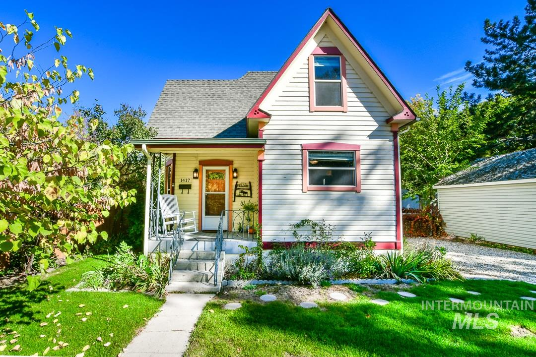 1417 Fillmore St, Caldwell, Idaho 83605, 2 Bedrooms, 2 Bathrooms, Residential For Sale, Price $265,000, 98784713