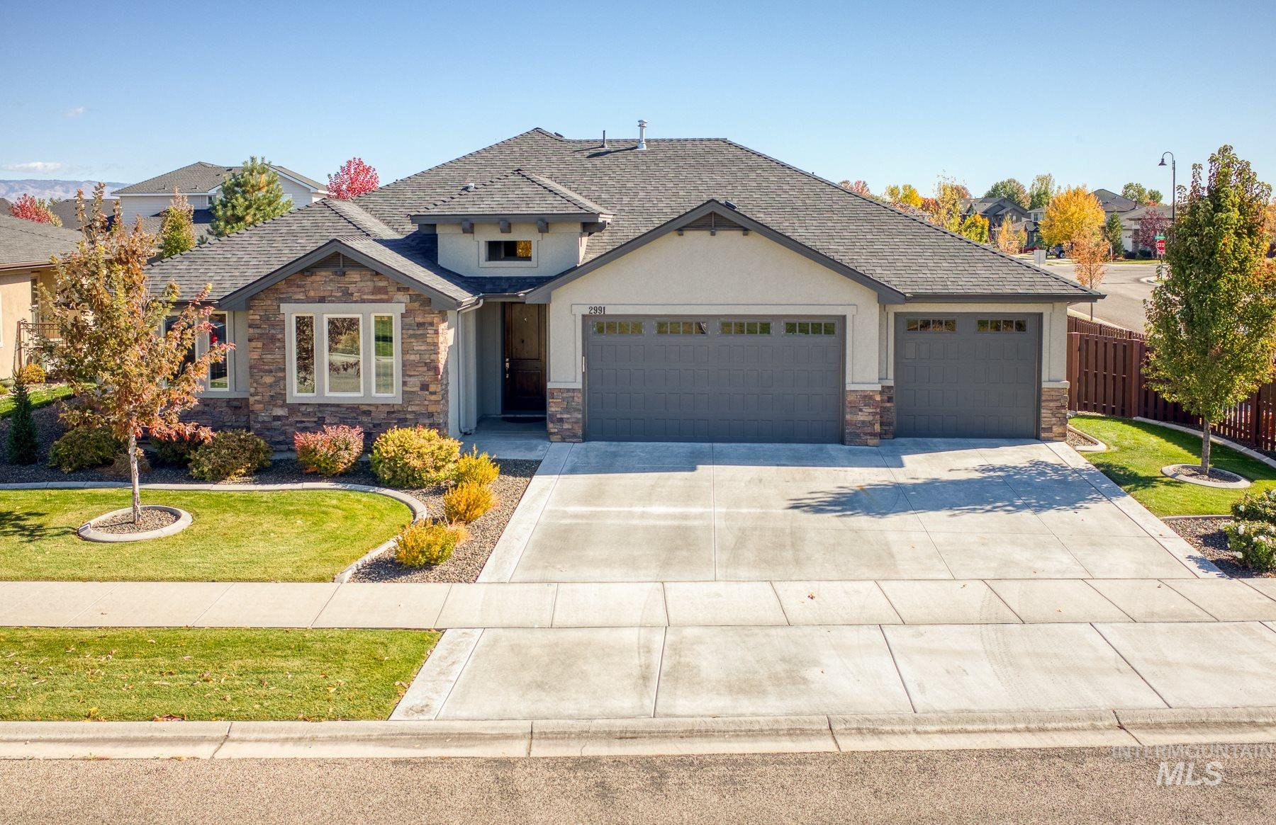 2991 S Fox Den Pl, Eagle, Idaho 83616, 3 Bedrooms, 2 Bathrooms, Residential For Sale, Price $698,900, 98784939