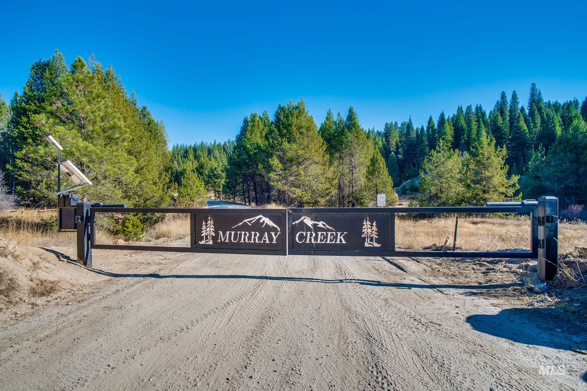240 Upper Murray Creek Road, Cascade, Idaho 83611, Land For Sale, Price $165,000, 98786577