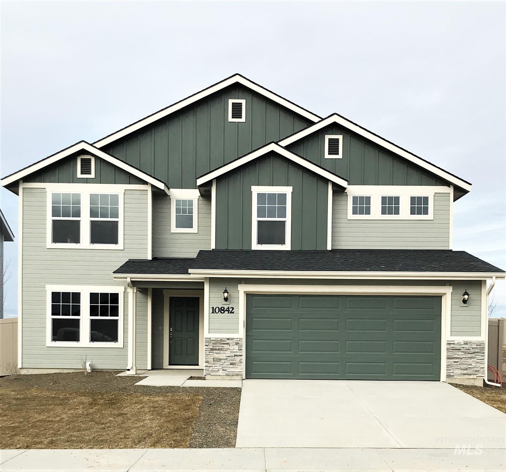 10842 Armuth St., Caldwell, Idaho 83605, 4 Bedrooms, 2.5 Bathrooms, Residential For Sale, Price $389,990, 98787889