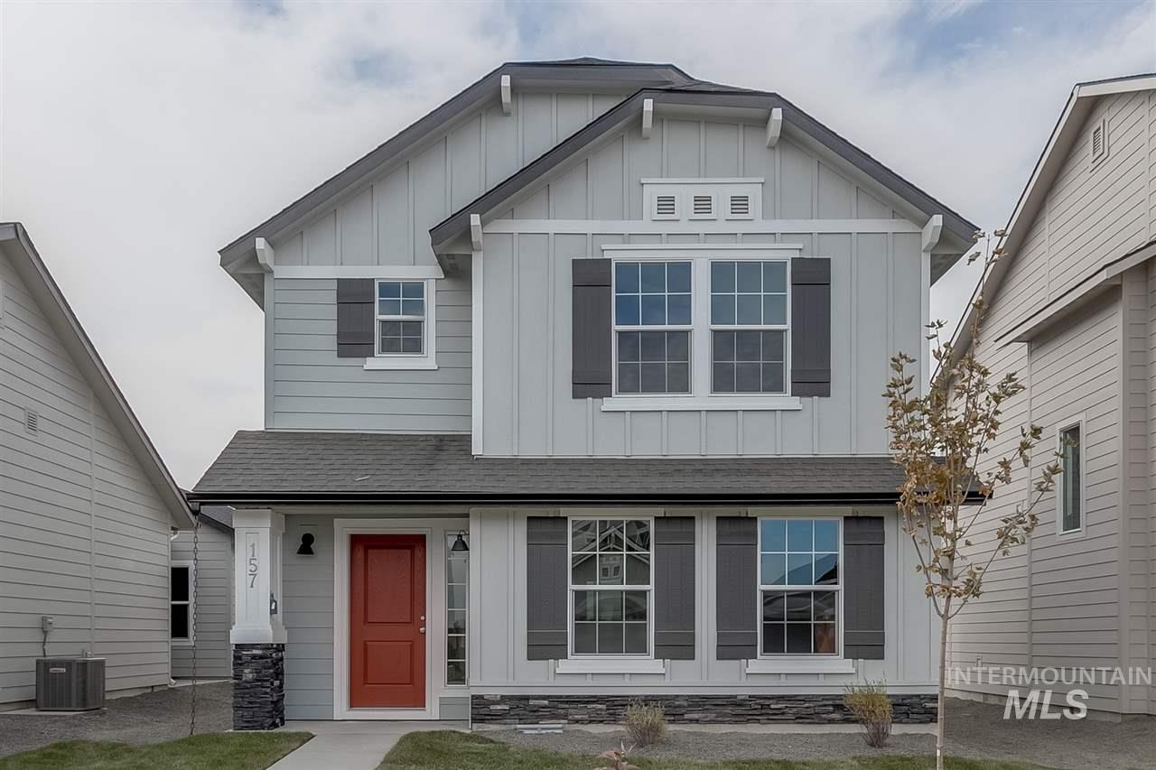 4923 W Thornapple Dr, Meridian, Idaho 83646, 3 Bedrooms, 2.5 Bathrooms, Residential For Sale, Price $471,890, 98788010