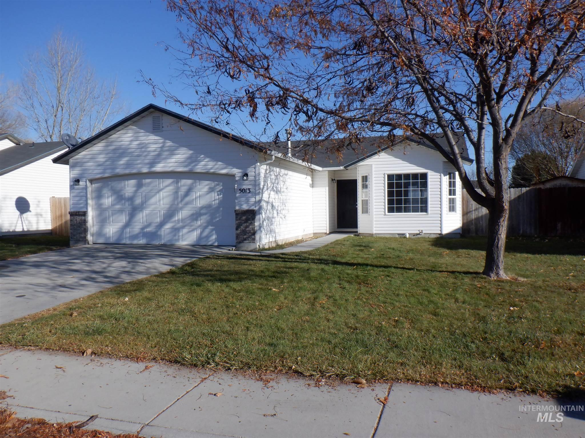 5013 Auburn Ave, Caldwell, Idaho 83607, 3 Bedrooms, 2 Bathrooms, Residential For Sale, Price $255,000, 98788029