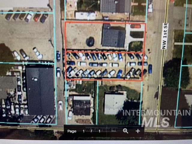 617 NW 1st St, Meridian, Idaho 83642, Land For Sale, Price $165,000, 98790927