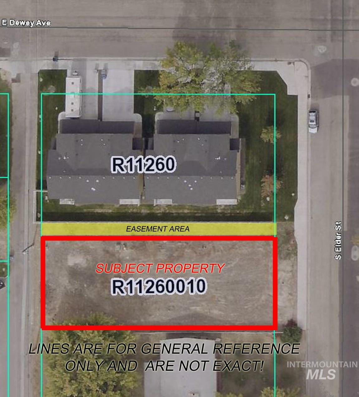 TBD S Elder Street, Nampa, Idaho 83686, Land For Sale, Price $154,900, 98791188