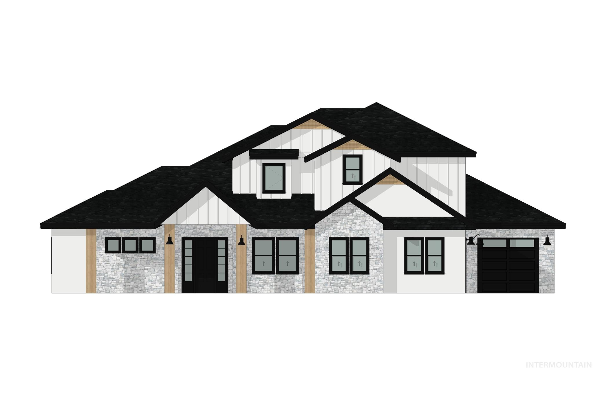 """Presenting the """"Caloy"""" by award winning home builder, Maddyn Homes. Ideal location in estate subdivision East Ridge and close to new community park and...this home is stunning! Custom touches and high end finishes throughout. 4900 total sq ft includes 1613 sq ft unfinished basement. This high performance home has too many energy details to list. Premier home warranty. Photos similar. *VISIT OUR MODEL* @ 3849 Wellhouse in Eagle by appointment or **OPEN HOUSE 4/24 & 4/25 1:00-4:00**"""