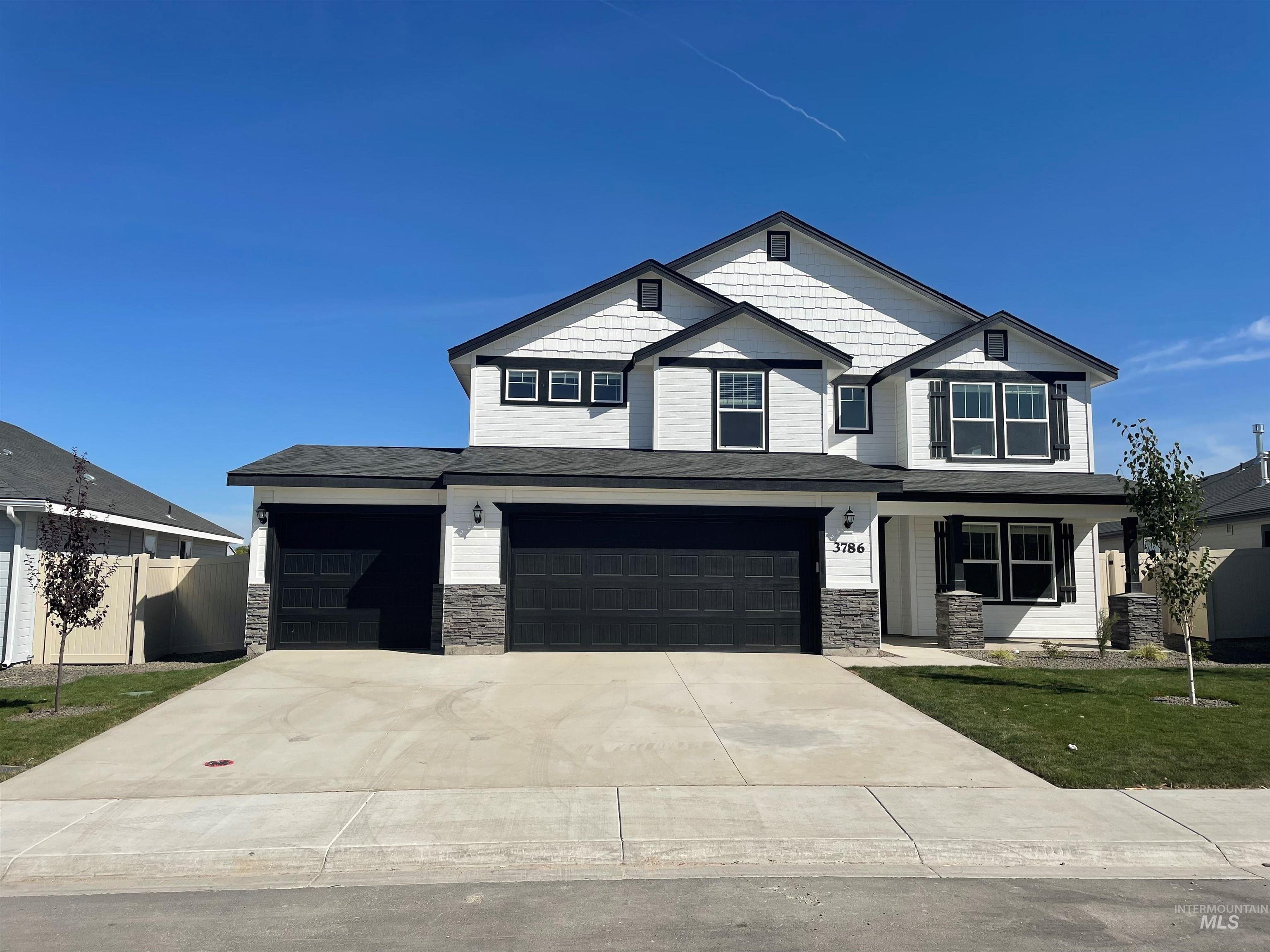 Pre-sold Garnet with Craftsman Elevation. Photo Similar. This home features large covered back patio, gas fireplace, upgraded cabinets, blinds, sheetrock wrapped windows, gas range, stainless steel appliances, and so much more.