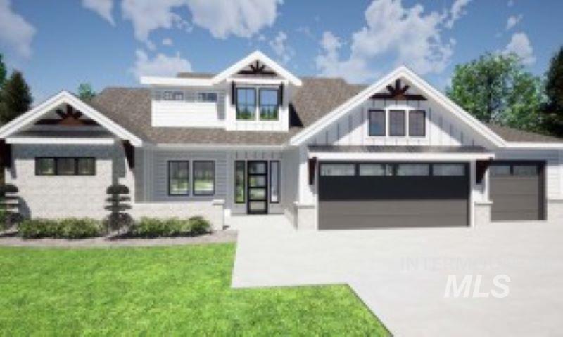 1341 N Morehouse Ave, Eagle, ID 83616