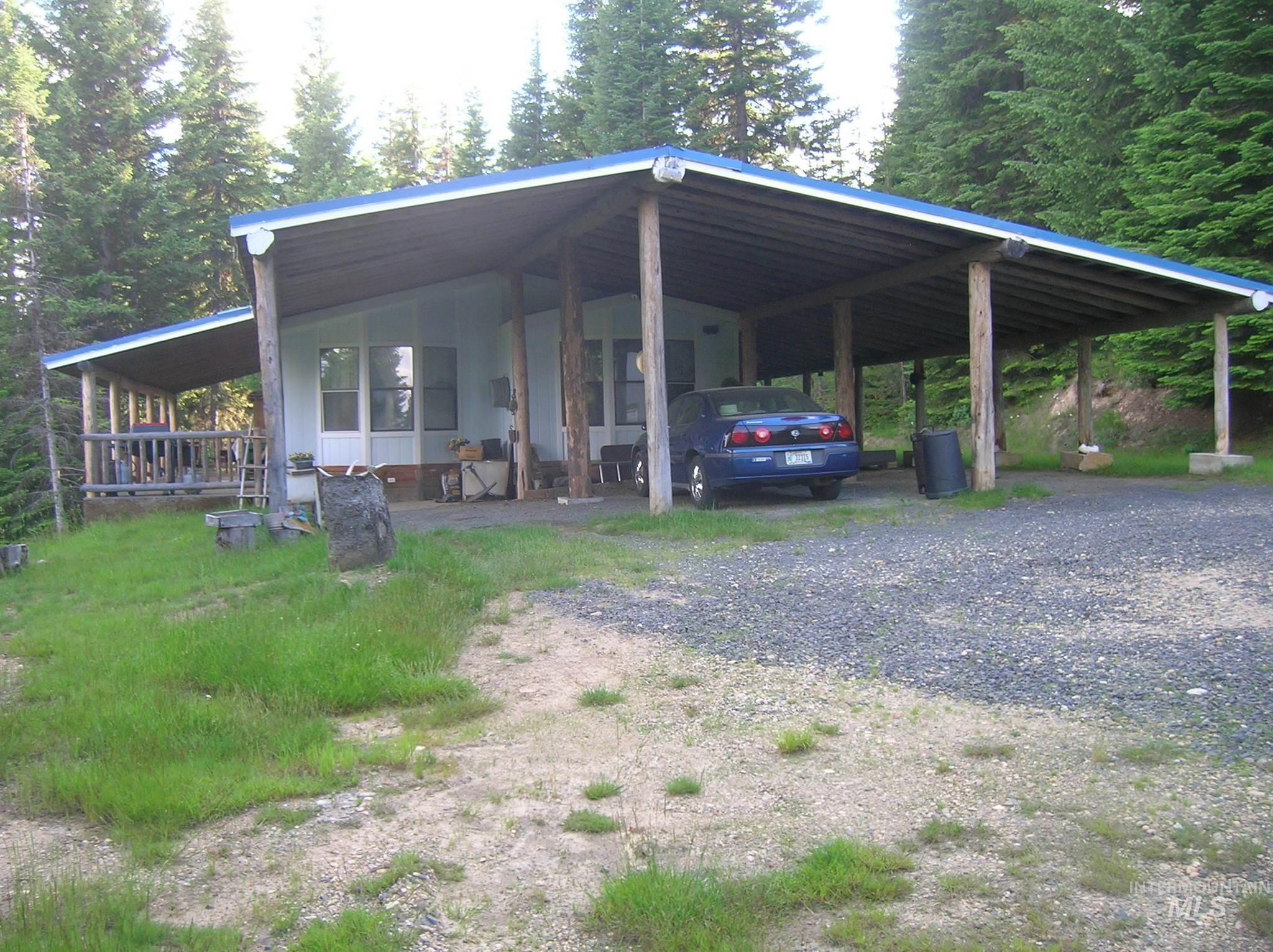 355 Hidden Springs Road, Elk City, ID 83525