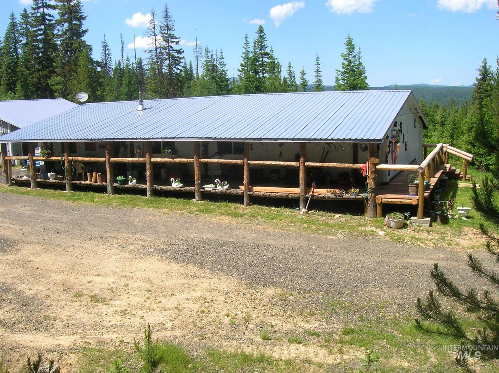357 Hidden Springs Road, Elk City, ID 83525