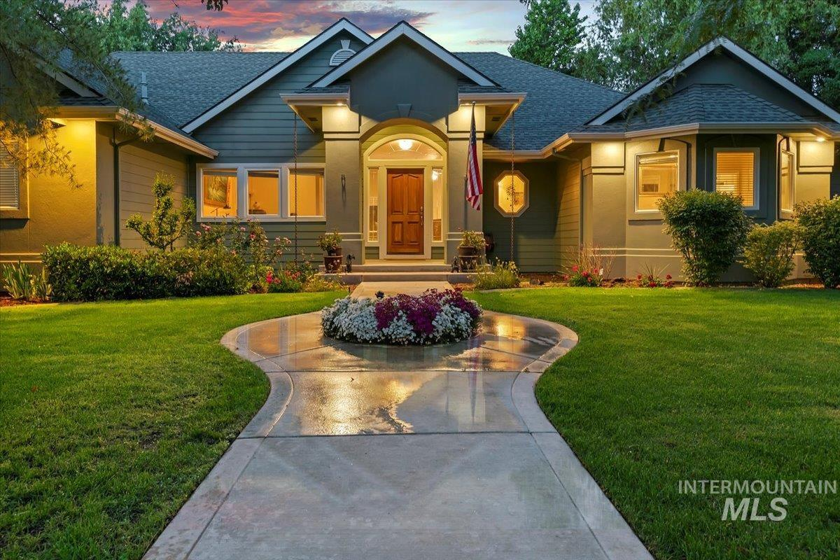 1674 N Snead Place, Eagle, ID 83616