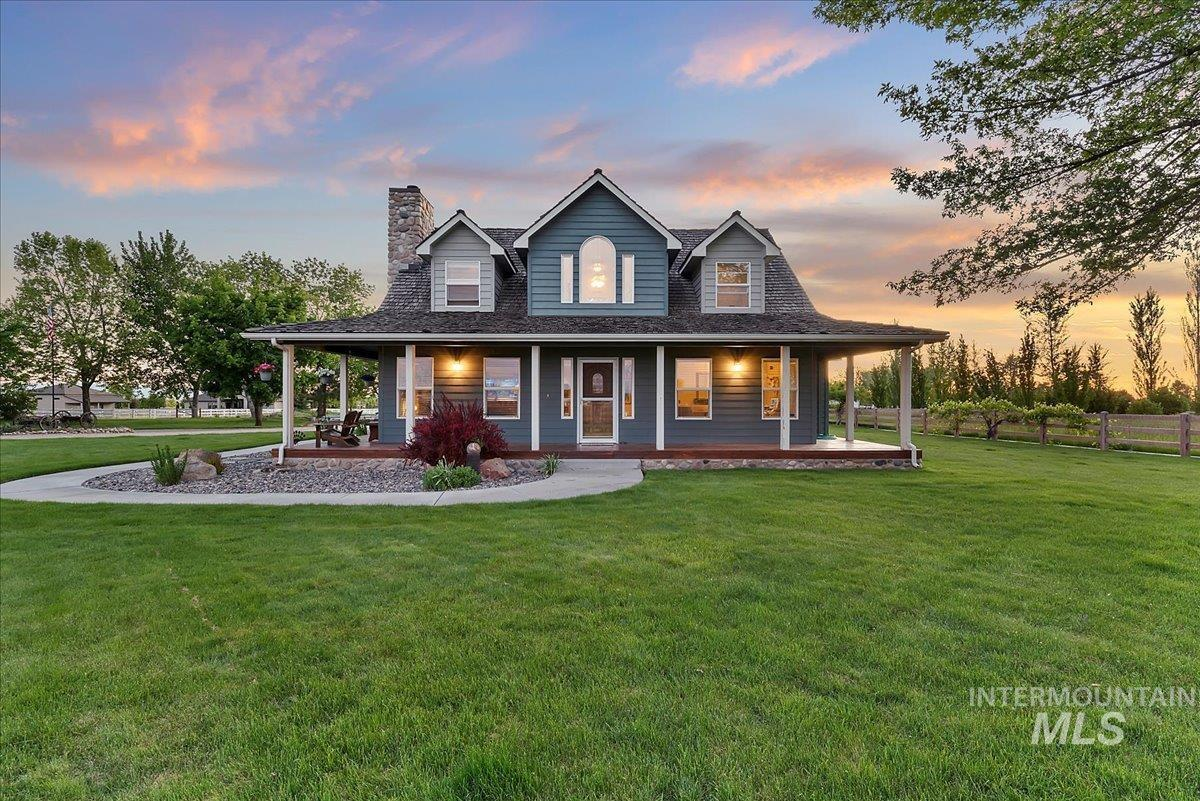 CUSTOM HOME. GIANT SHOP, CLOSE-IN ACREAGE and a TRUFFLERY!  Take the winding tree lined drive past the pond to this unparalleled Idaho retreat.  Treehouse for the grownups gives a amazing view of the estate.  Amenities list upon request. - Michelle L Bailey, Cell: 208-340-1571, Keller Williams Realty Boise, Main: 208-672-9000, http://www.Michelle.bktboise.com