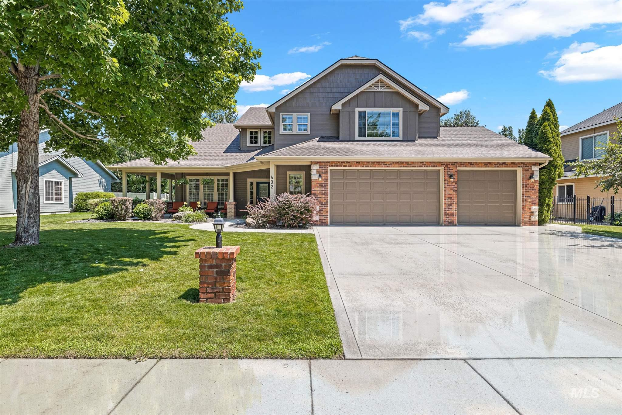 602 N Clearpoint Way, Eagle, ID 83616