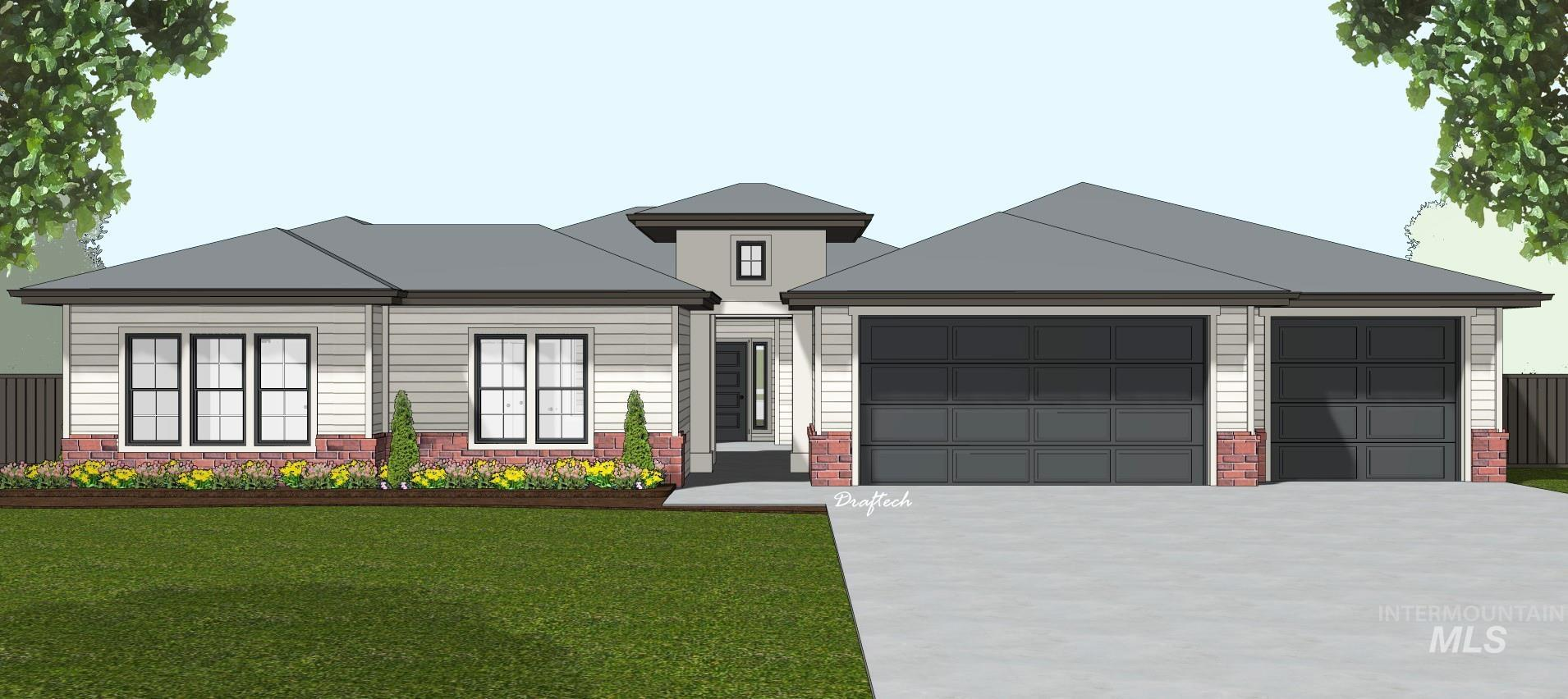 The Cordova by CORE Building Co. Amazing craftsmanship throughout, with a split bedroom floor plan. HERS Rated for energy efficiency with SS appliances and tankless water heater. Master bedroom has direct access to the oversized back patio and no direct rear neighbors!