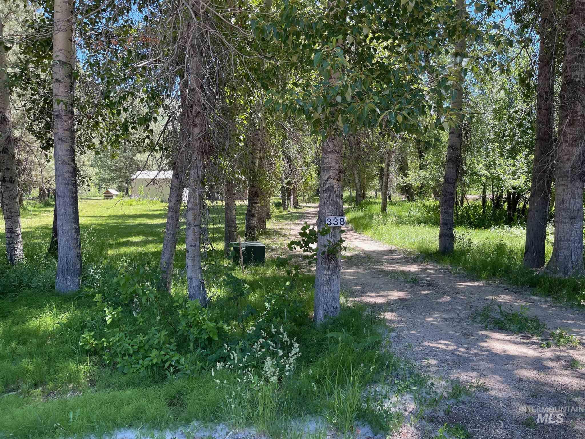 338 N Pine Meadows Cir, Pine, ID 83647