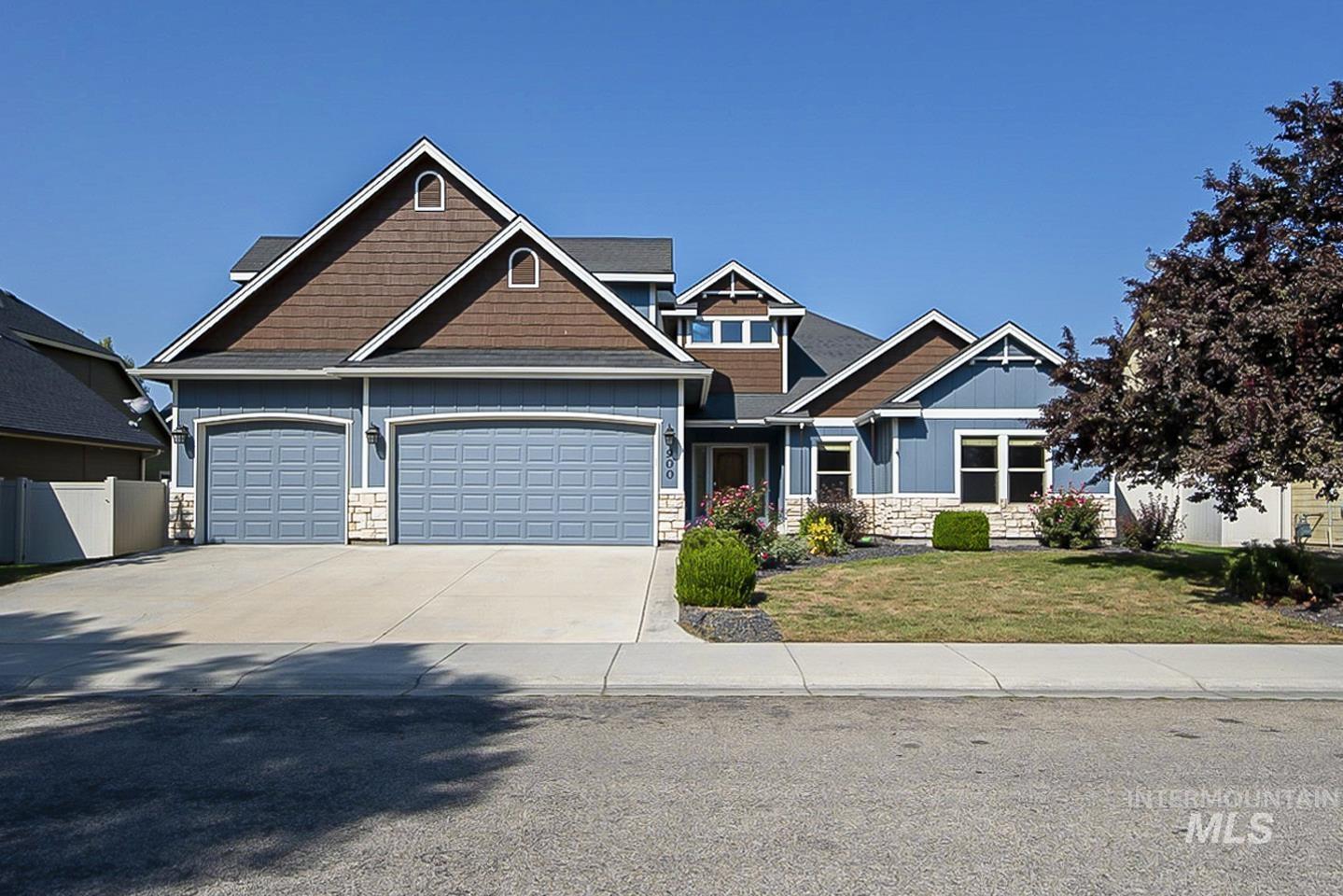 This Meridian one-story home offers granite countertops, and a three-car garage. - Austin Najera, Main: 208-487-8417, Opendoor Brokerage LLC, Main: 480-351-6622,