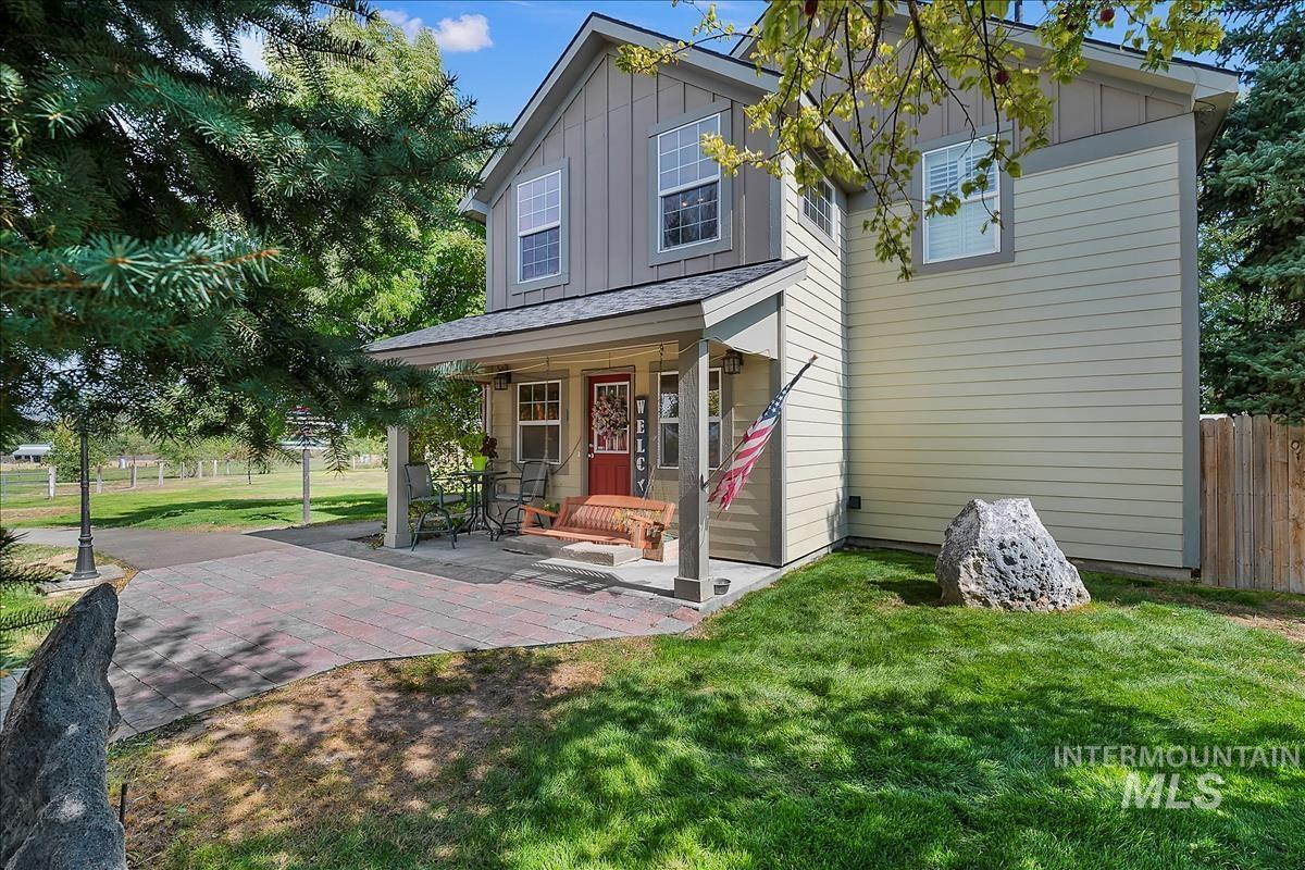 This 4.13 acre charming and renovated farmhouse property in booming Nampa, ID is definitely one of a kind. The rural space and privacy enjoyed is only 3 miles from local conveniences to include grocery, gas, healthcare, restaurants and more. It's close to the 17 Winery Sunnyslope Wine Trail, Lake Lowell, and only 30 minutes to Boise. It offers a 400 sq ft guest house or AirBnB, a 4000 sq ft shop where new Atlas car lift and air compressor convey. There is indoor RV parking, a hot tub, a shed, a garden area and a detached 3 car garage with tons of additional parking for larger events. There are 2 acres of AG land for livestock and horse lovers. This rare and unique property will not disappoint. - Eric Giovannucci, Main: 208-654-6058, Keller Williams Realty Boise, Main: 208-672-9000,