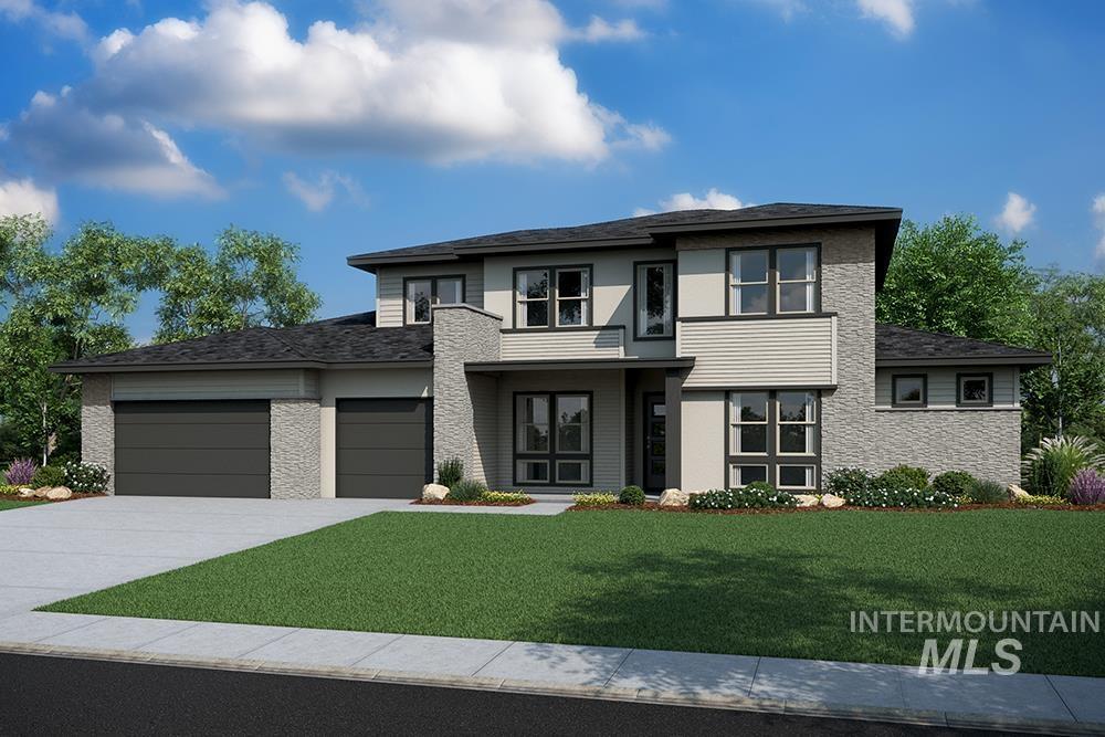 PRESOLD - Plateau RV Modern Prairie exterior - Caryn Field-Hector, Main: 208-869-2125, Silvercreek Realty Group, Main: 208-377-0422,