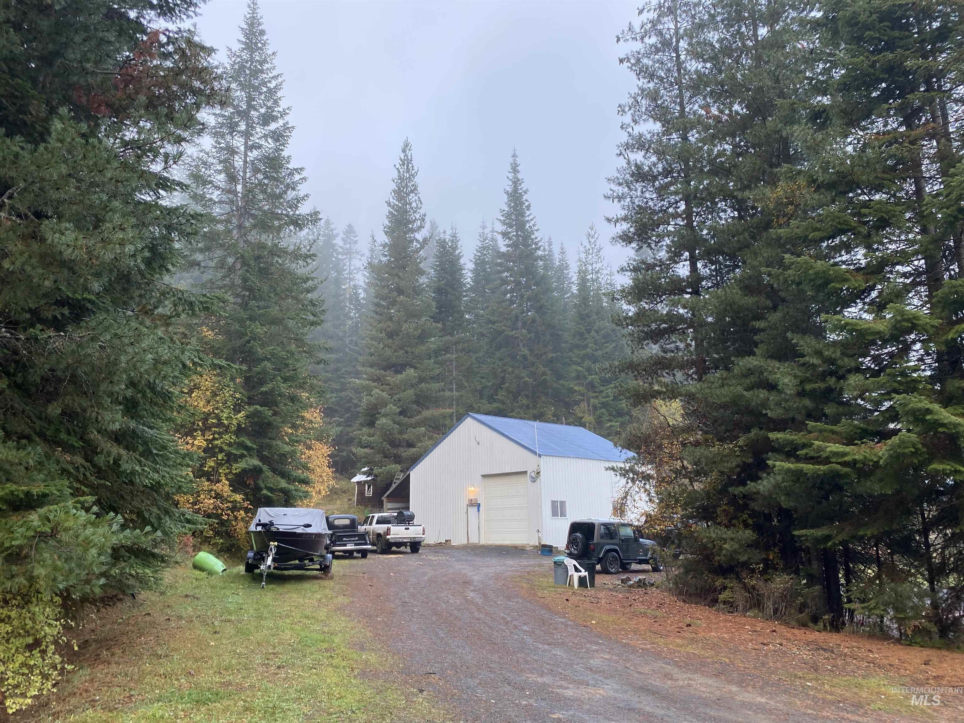 414 Spruce Court, Elk River, ID 83827