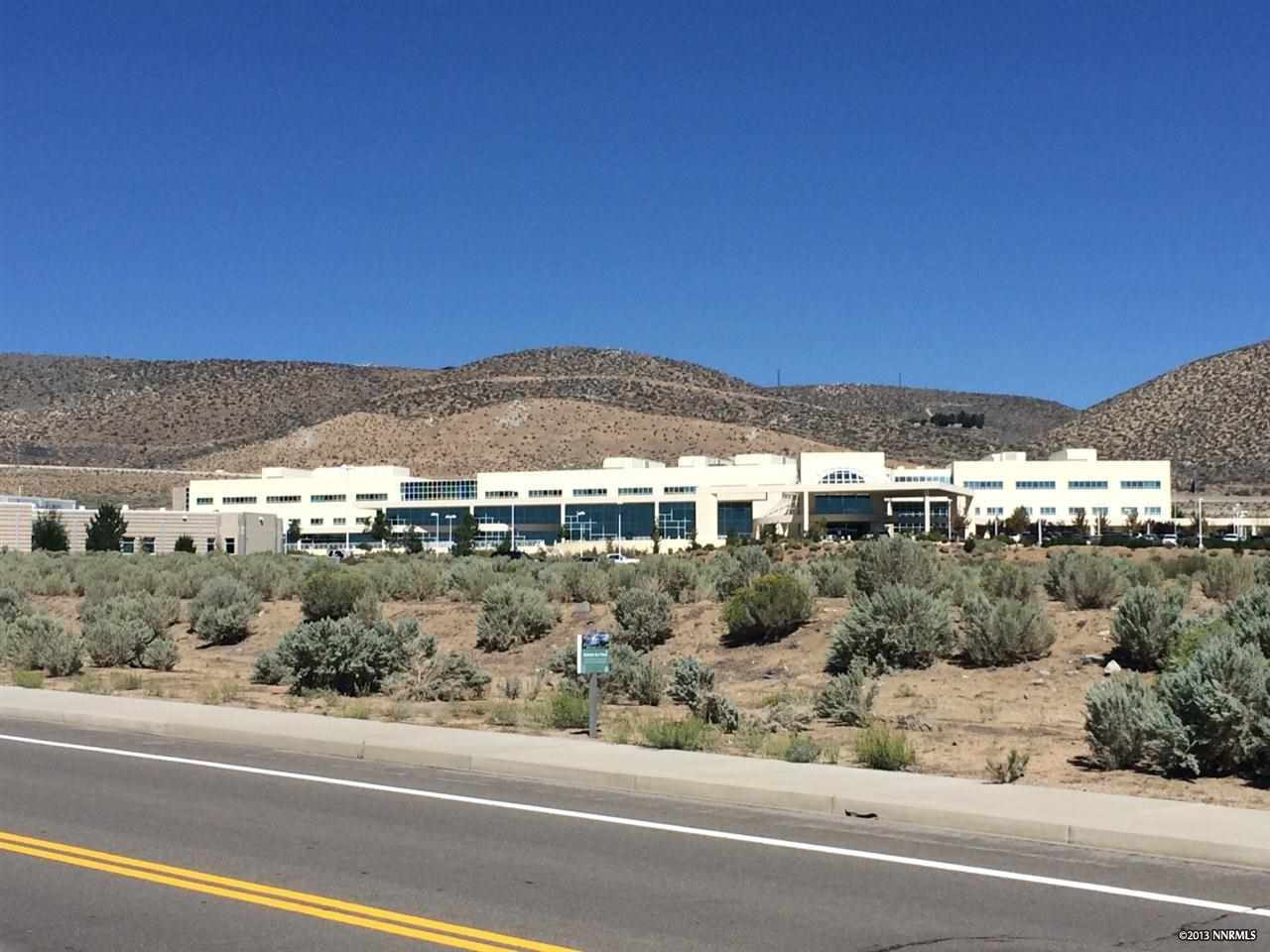 Land for Active at 1393 Medical Parkway Carson City, Nevada 89703 United States