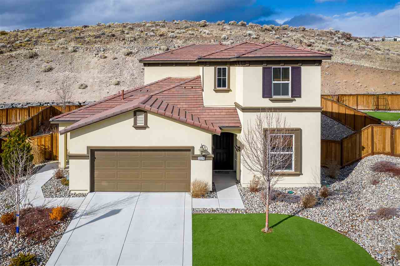 Single Family Home for Active at 2374 Romanga Court 2374 Romanga Court Sparks, Nevada 89434 United States