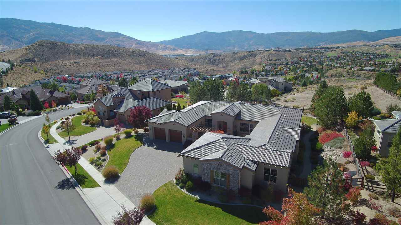 Single Family Home for Active at 1865 Dakota Ridge Trail 1865 Dakota Ridge Trail Reno, Nevada 89523 United States