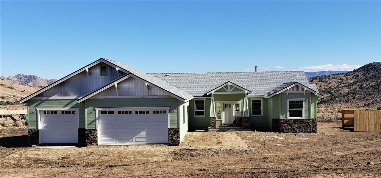 Single Family Home for Active at 1552 Bolton Loop 1552 Bolton Loop Gardnerville, Nevada 89410 United States