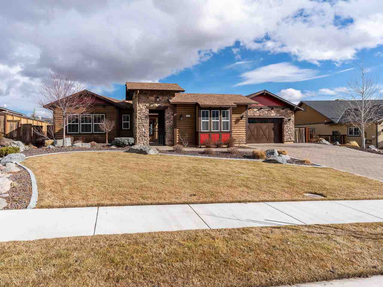 Single Family Home for Active at 2923 Cloudburst Canyon Drive 2923 Cloudburst Canyon Drive Genoa, Nevada 89411 United States