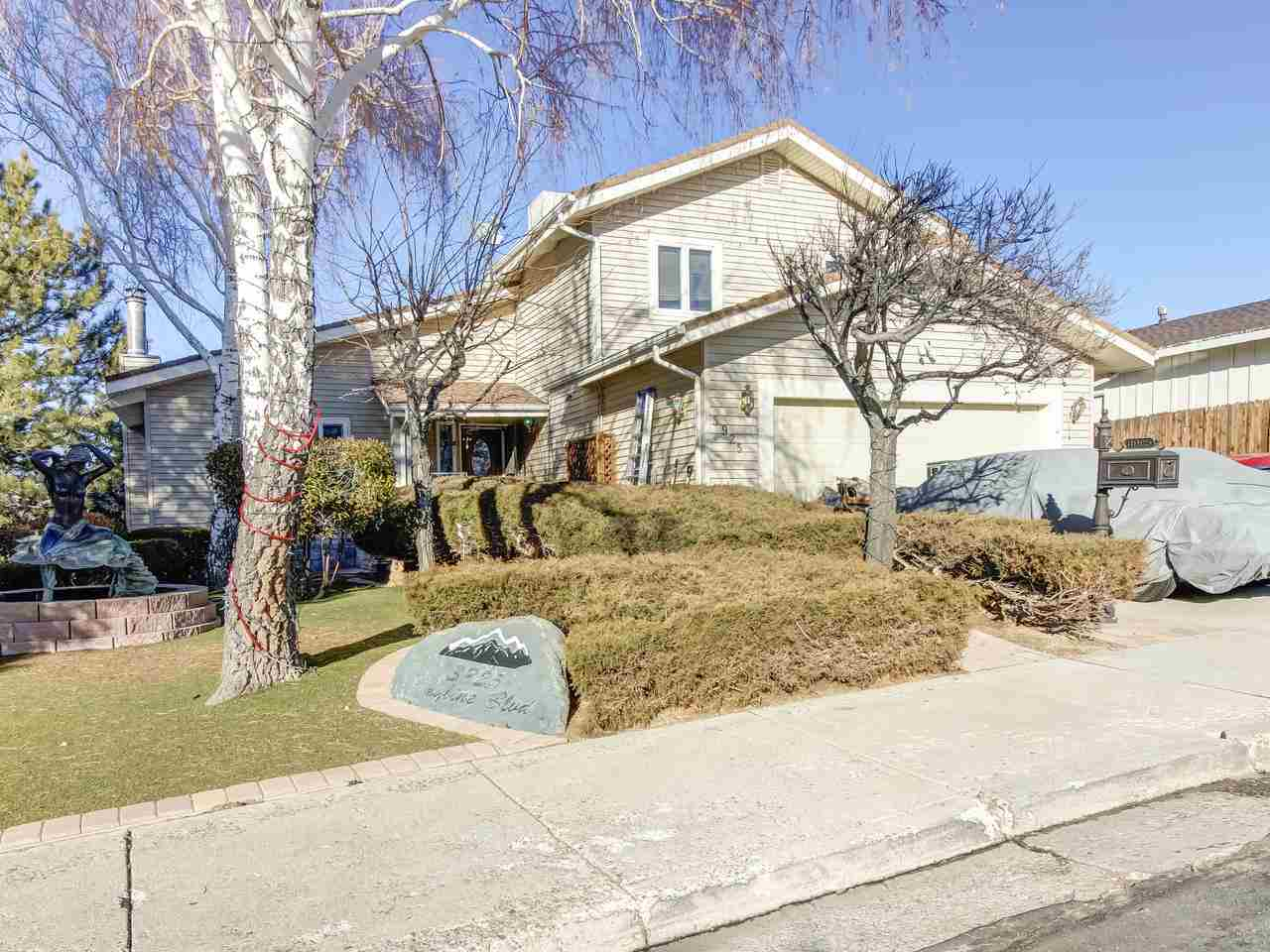 Single Family Home for Active at 3925 Skyline Blvd 3925 Skyline Blvd Reno, Nevada 89509 United States