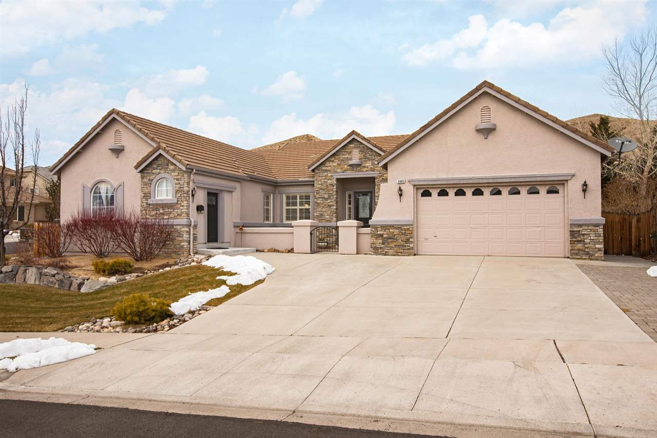 Single Family Home for Active at 9485 Robb Court 9485 Robb Court Reno, Nevada 89523 United States