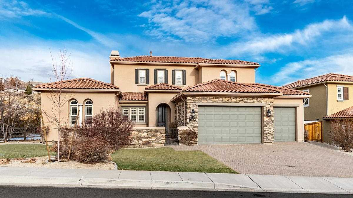 Single Family Home for Active at 8195 Deerbrook Court 8195 Deerbrook Court Reno, Nevada 89523 United States