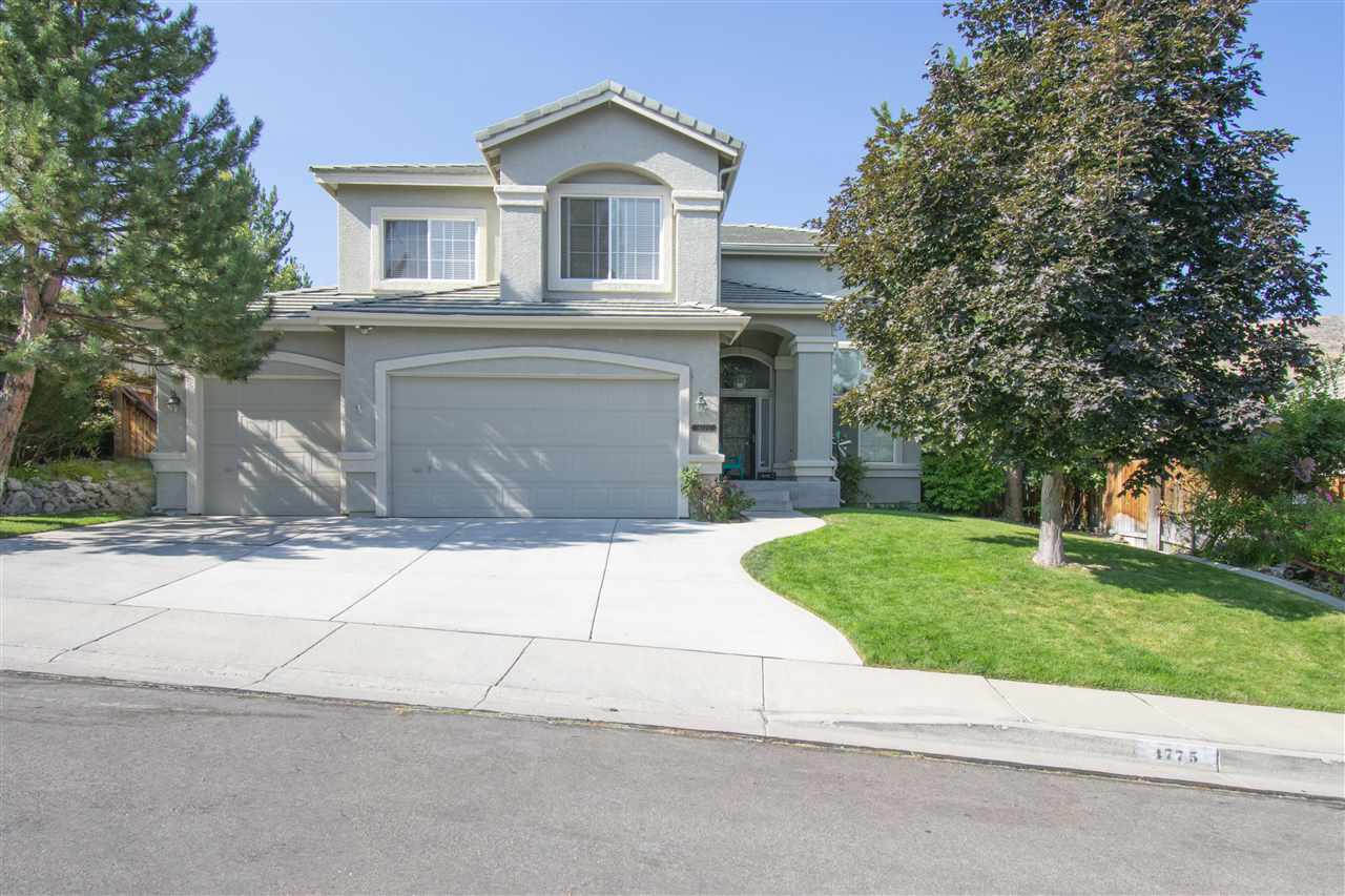 Single Family Home for Active at 4775 Cougarcreek Trail 4775 Cougarcreek Trail Reno, Nevada 89519 United States