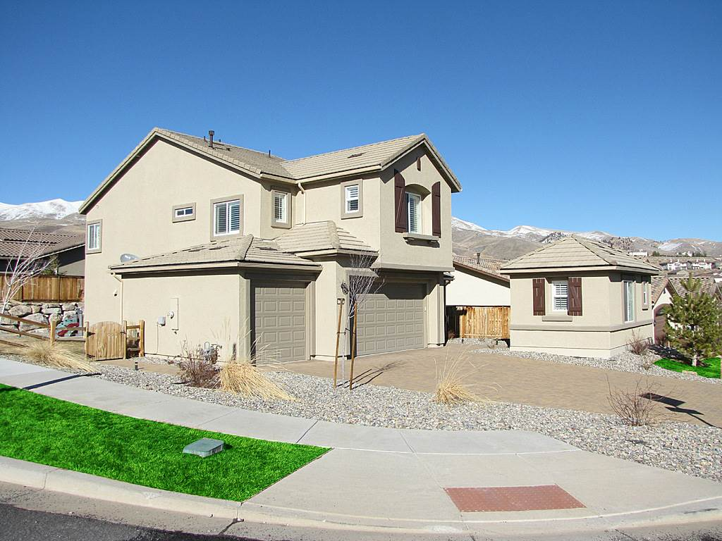 Single Family Home for Active at 1745 Back Nine Trail 1745 Back Nine Trail Reno, Nevada 89523 United States