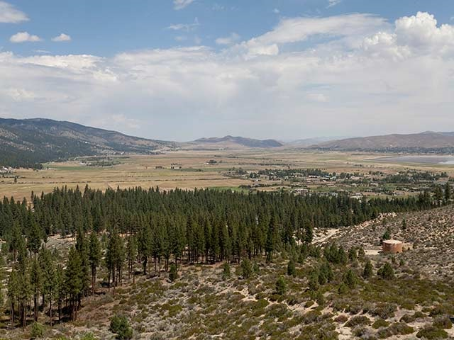 Land for Active at 7300 Pine Canyon 7300 Pine Canyon Washoe Valley, Nevada 89704 United States
