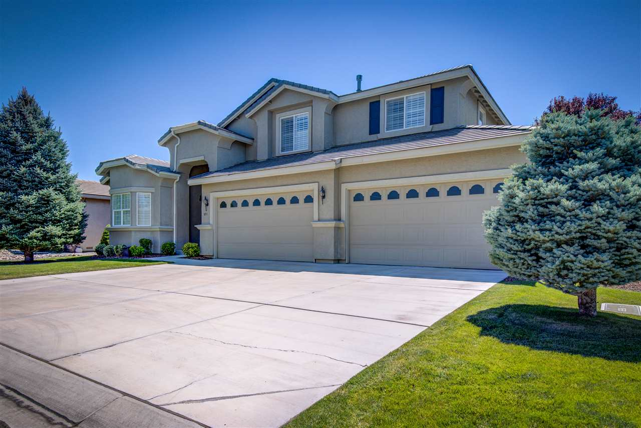 Single Family Home for Active at 621 ST ANDREWS Drive 621 ST ANDREWS Drive Dayton, Nevada 89403 United States