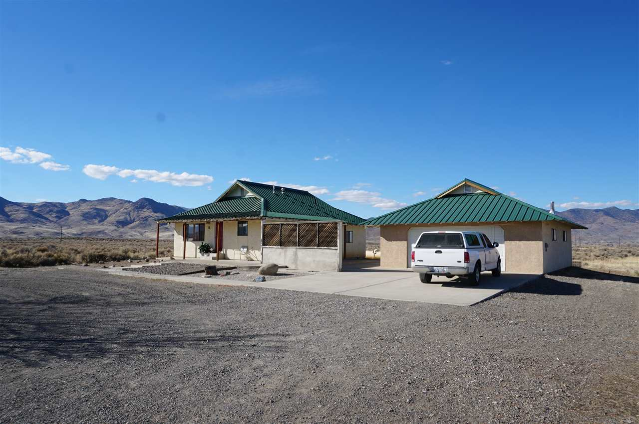 Single Family Home for Active at 5 Minor Road, 2 houses 5 Minor Road, 2 houses Dayton, Nevada 89403 United States