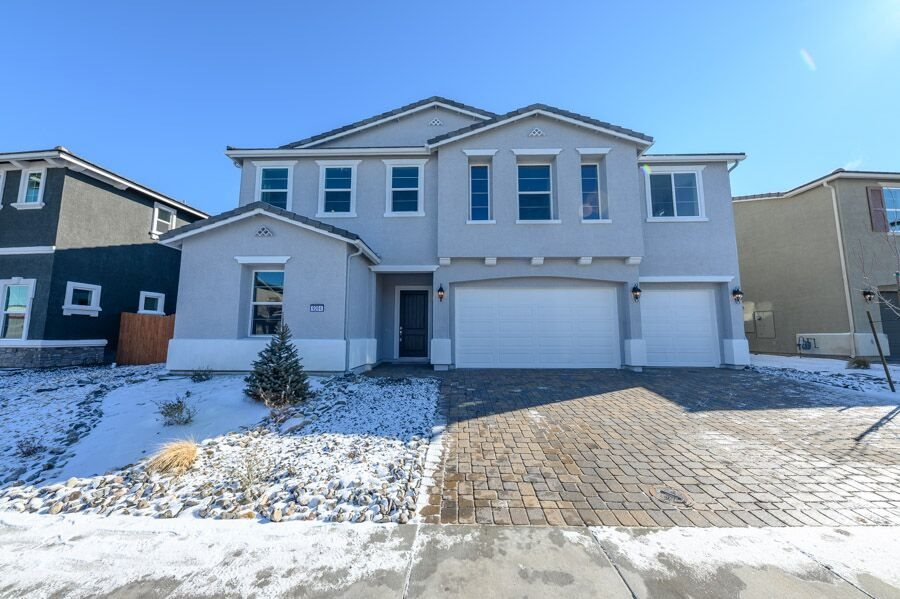 Single Family Home for Active at 9294 Blue Basin Trail Reno, Nevada 89521 United States