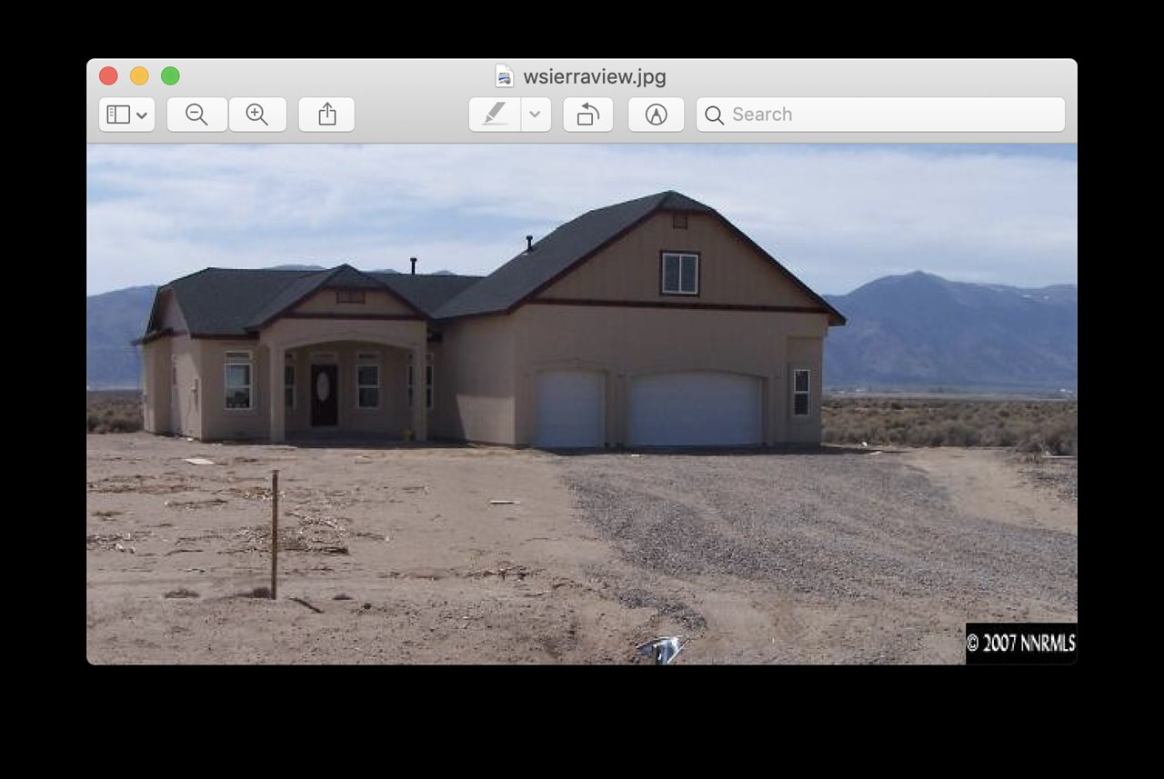 Casa Unifamiliar por un Venta en 50 W Sierra View Smith, Nevada 89430 Estados Unidos