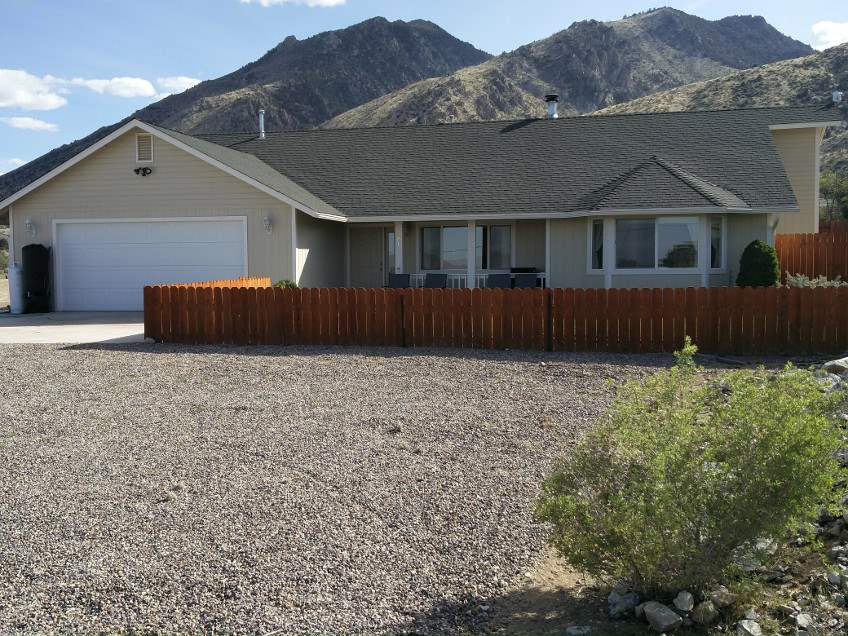 Single Family Home for Active at 21 CARDINAL Lane 21 CARDINAL Lane Wellington, Nevada 89444 United States