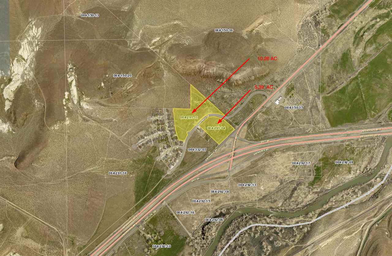 Land for Active at Stampmill Drive Wadsworth, Nevada 89442 United States
