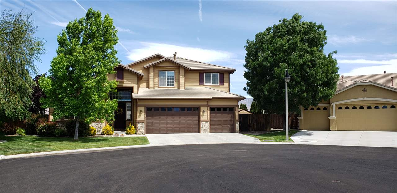 Single Family Home for Active at 111 Canterbury Court 111 Canterbury Court Dayton, Nevada 89403 United States