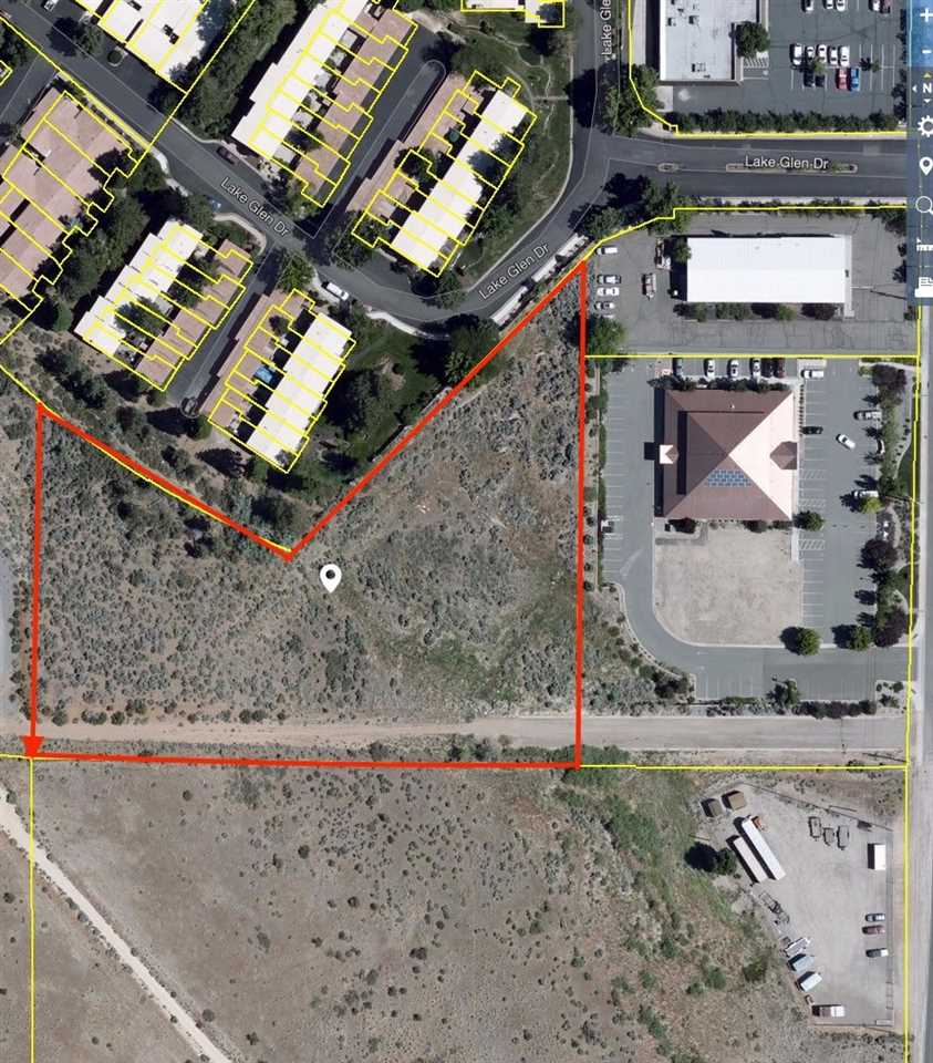 Land for Active at S Curry 003-064-11 Carson City, Nevada 89703 United States