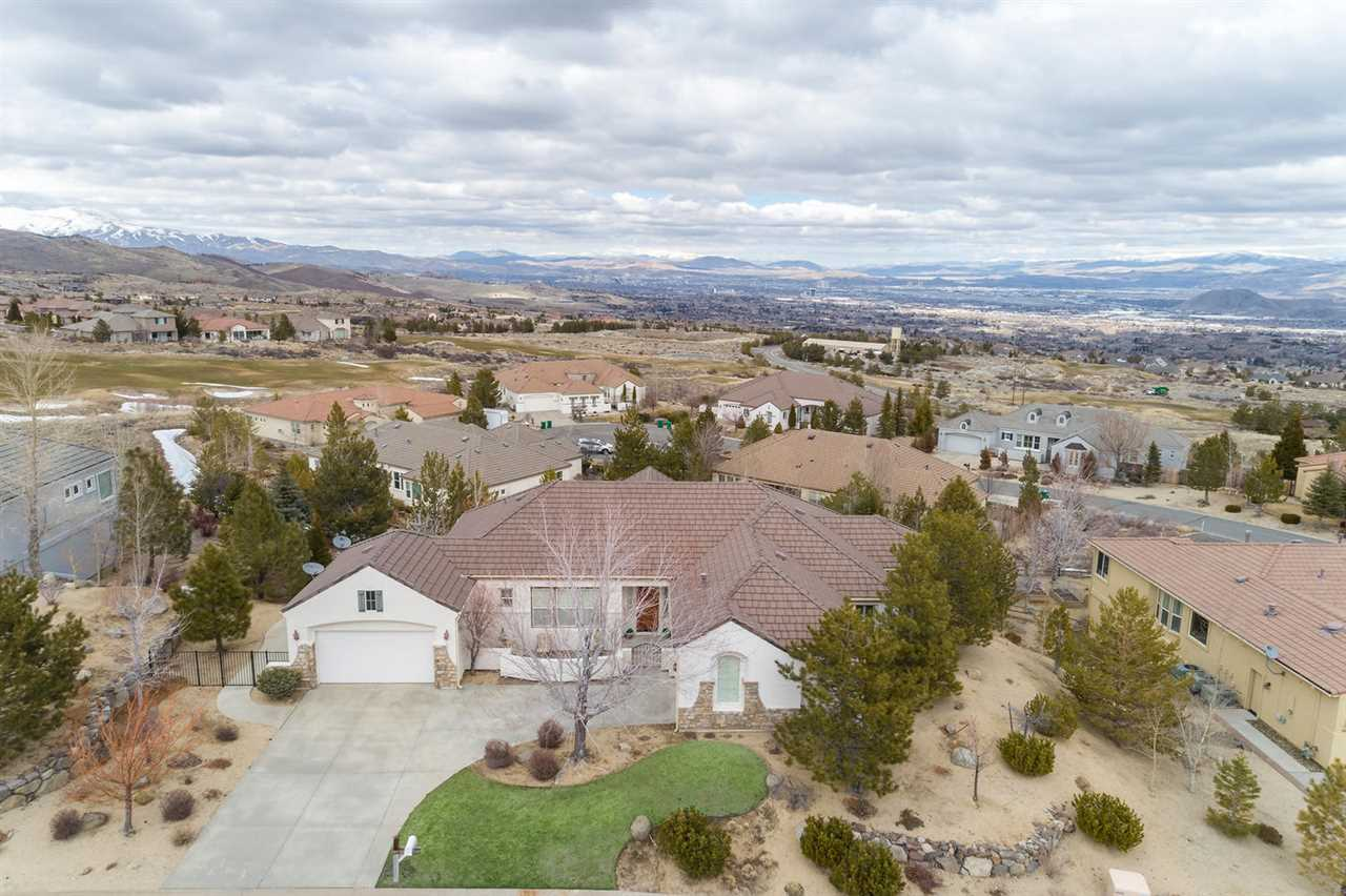 Single Family Home for Active at 10487 Rue D Flore 10487 Rue D Flore Reno, Nevada 89511 United States
