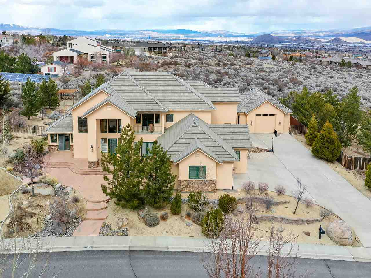 Single Family Home for Active at 1465 Taos Lane 1465 Taos Lane Reno, Nevada 89511 United States