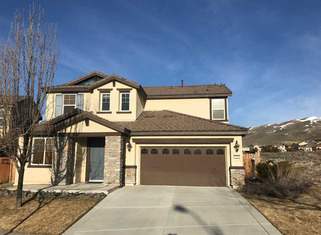 Single Family Home for Active at 2155 Hunter Glen Court 2155 Hunter Glen Court Reno, Nevada 89523 United States