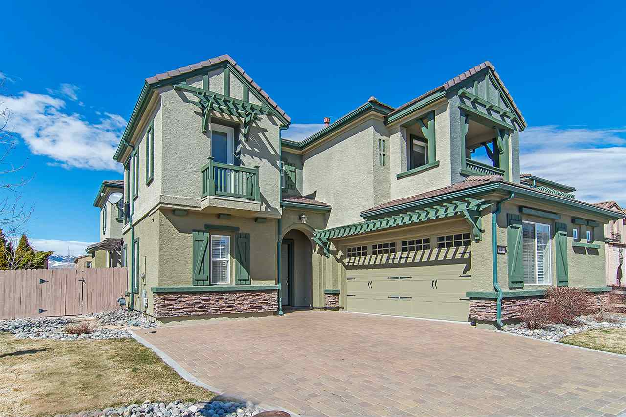 Single Family Home for Active at 10895 Pentwater 10895 Pentwater Reno, Nevada 89521 United States