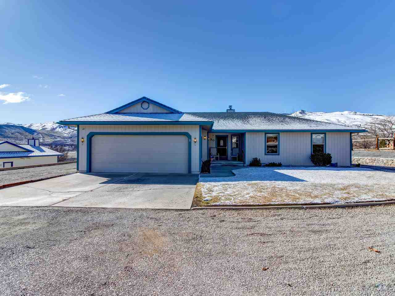 Single Family Home for Active at 30 Mogul Mountain Circle 30 Mogul Mountain Circle Reno, Nevada 89523 United States