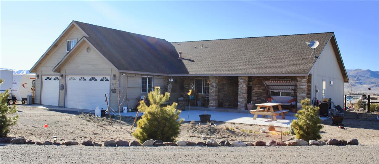 Single Family Home for Active at 140 Brantingham Court 140 Brantingham Court Dayton, Nevada 89403 United States